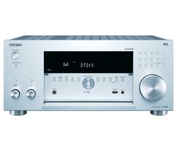 ONKYO TX-RZ820 Wireless A/V Receiver - Silver