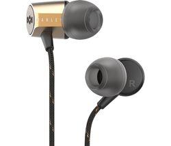 HOUSE OF MARLEY Uplift 2 Headphones - Brass