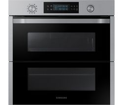 Dual Cook Flex NV75N5641RS Electric Oven - Stainless Steel