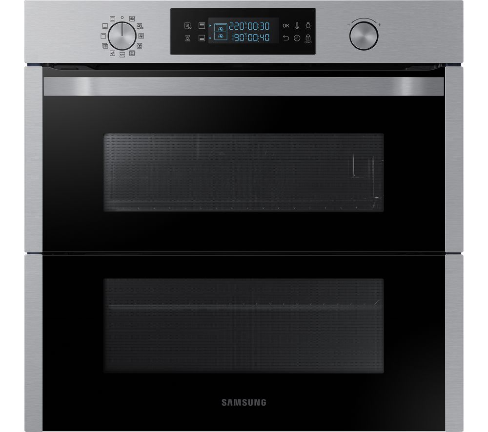 SAMSUNG Dual Cook Flex NV75N5641RS Electric Oven - Stainless Steel
