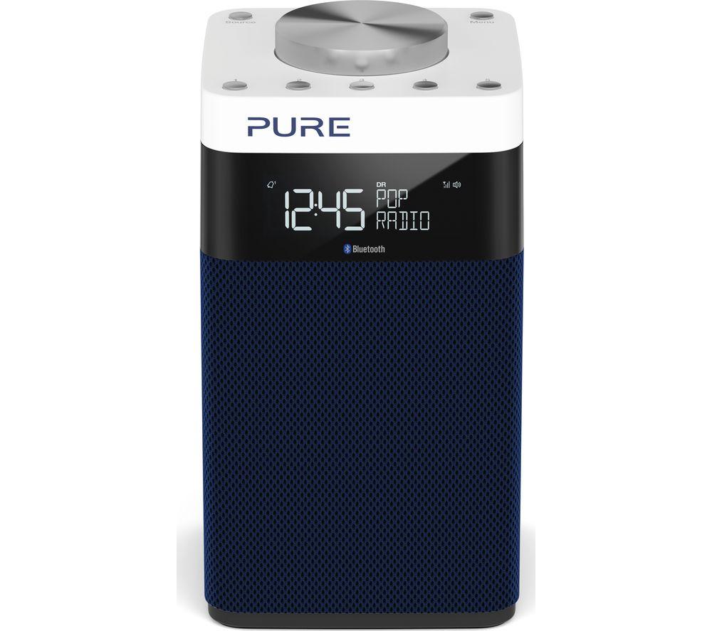 PURE Pop Midi S DAB+/FM Bluetooth Radio - Navy