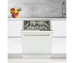 KENWOOD KID60S18 Full-size Fully Integrated Dishwasher