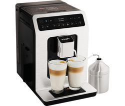 KRUPS Evidence EA893D40 Smart Bean to Cup Coffee Machine - White