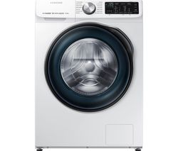 SAMSUNG WW10N645RBW/EU Smart 10 kg 1400 Spin Washing Machine - White