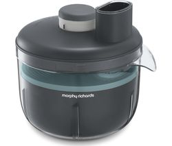 MORPHY RICHARDS MR401014 Prepstar Food Processor - Grey