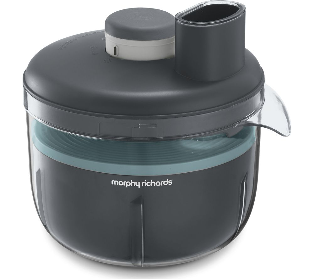 MORPHY RICHARDS MR401014 Prep Star Food Processor - Grey