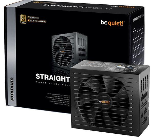 BE QUIET BN283 Straight Power 11 Modular ATX PSU - 750 W