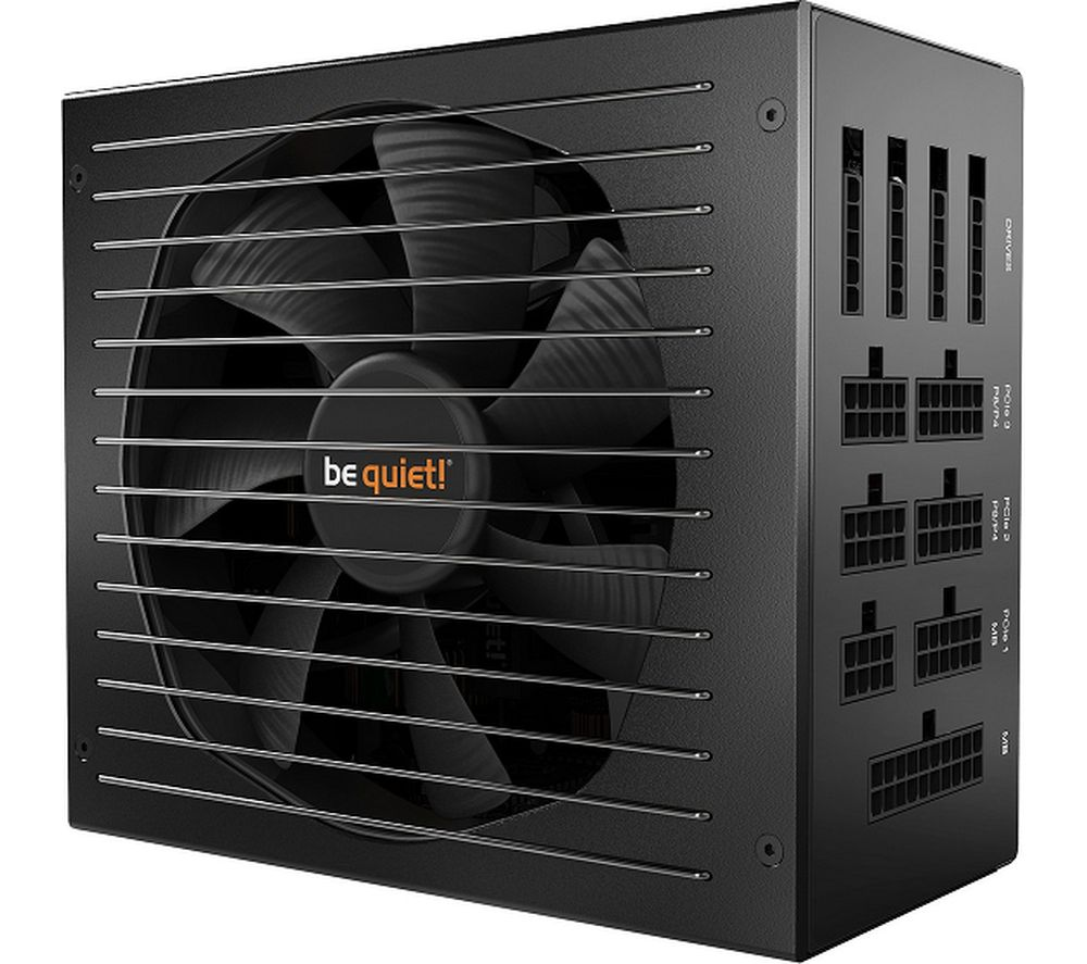 Image of BE QUIET BN283 Straight Power 11 Modular ATX PSU - 750 W, Gold