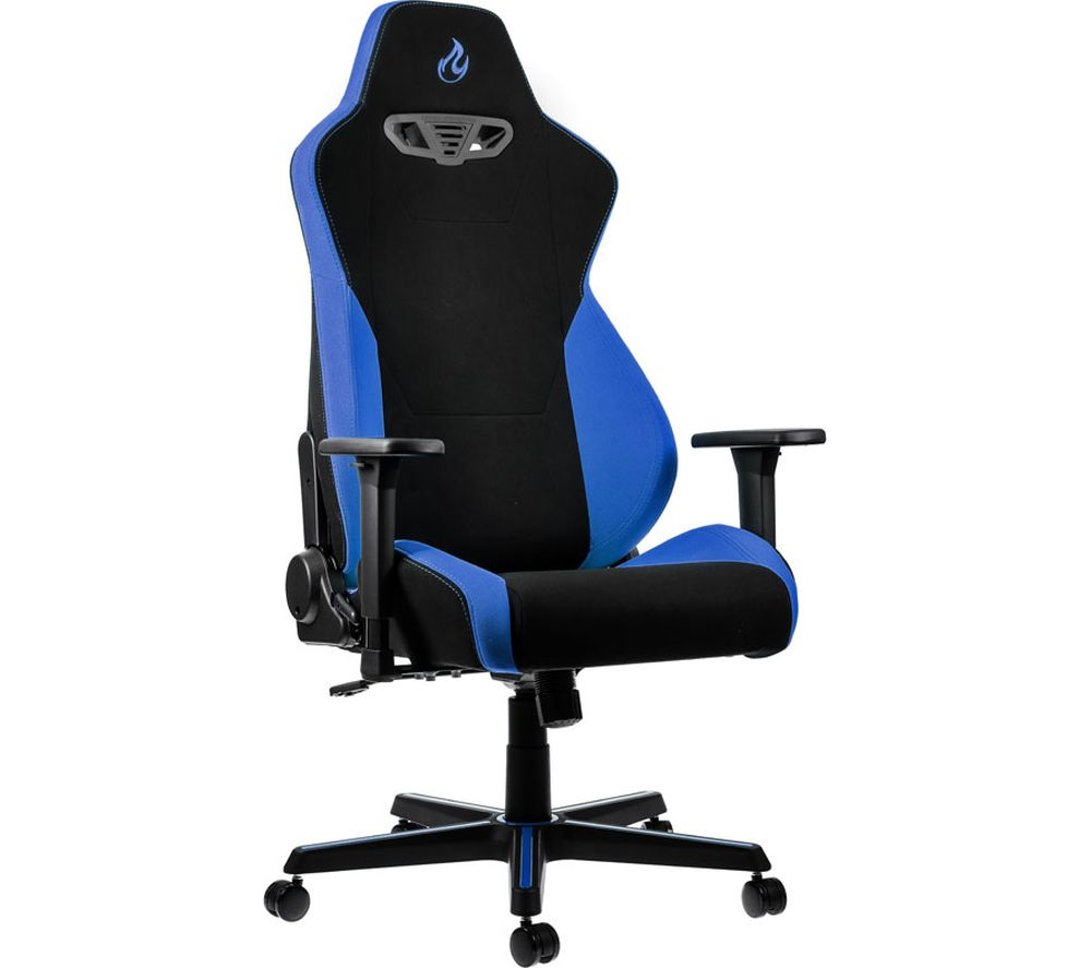 NITRO CONCEPTS S300 Gaming Chair - Blue