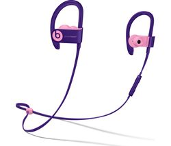 BEATS Powerbeats3 Wireless Bluetooth Headphones - Violet