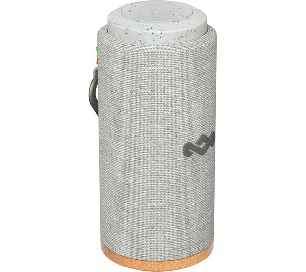 Image of HOUSE OF MARLEY No Bounds Sport EM-JA016-GY Portable Bluetooth Speaker - Grey