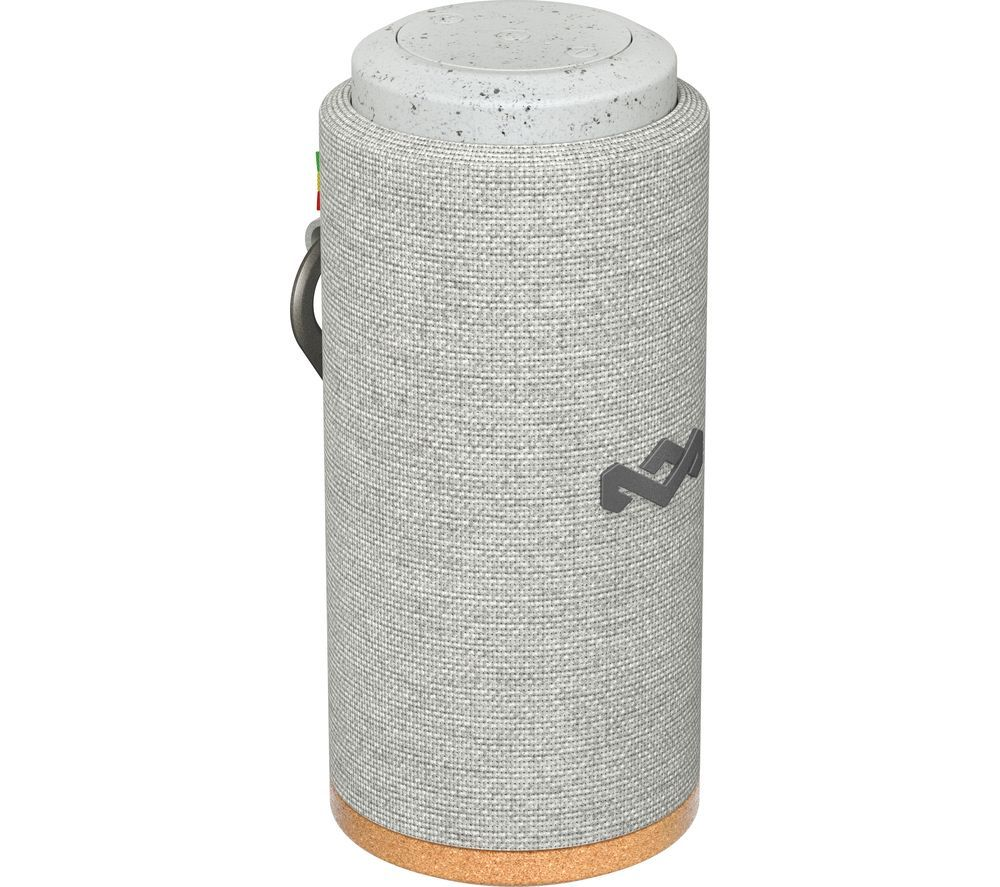 Image of House Of Marley No Bounds Sport EM-JA016-GY Portable Bluetooth Speaker - Grey, Grey