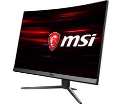 "MSI Optix MAG241C Full HD 23.6"" Curved LED Gaming Monitor - Black"
