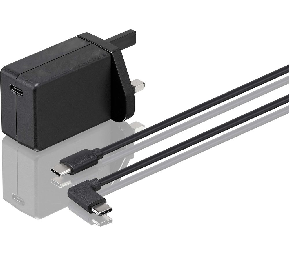 LOGIK LTC45W18 Universal USB Type-C Laptop Charger - 1.8 m