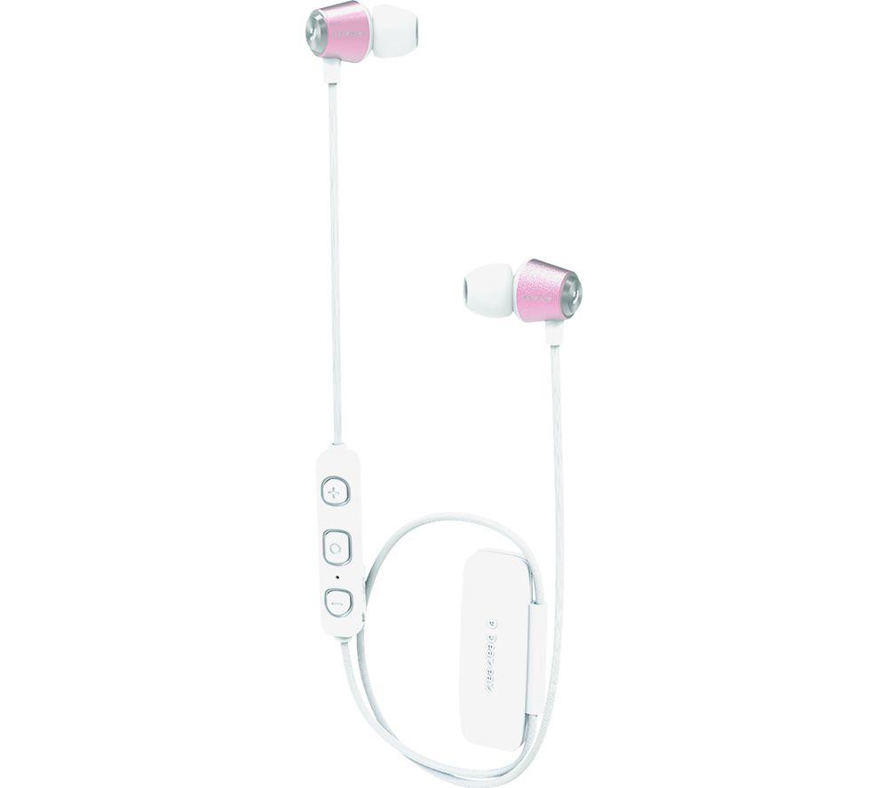 DEAREAR Joyous Wireless Bluetooth Headphones - Rose Gold