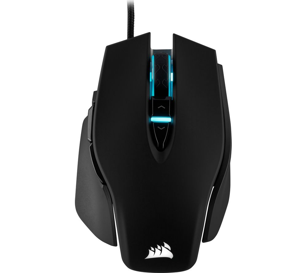 CORSAIR M65 RGB Elite Optical Gaming Mouse