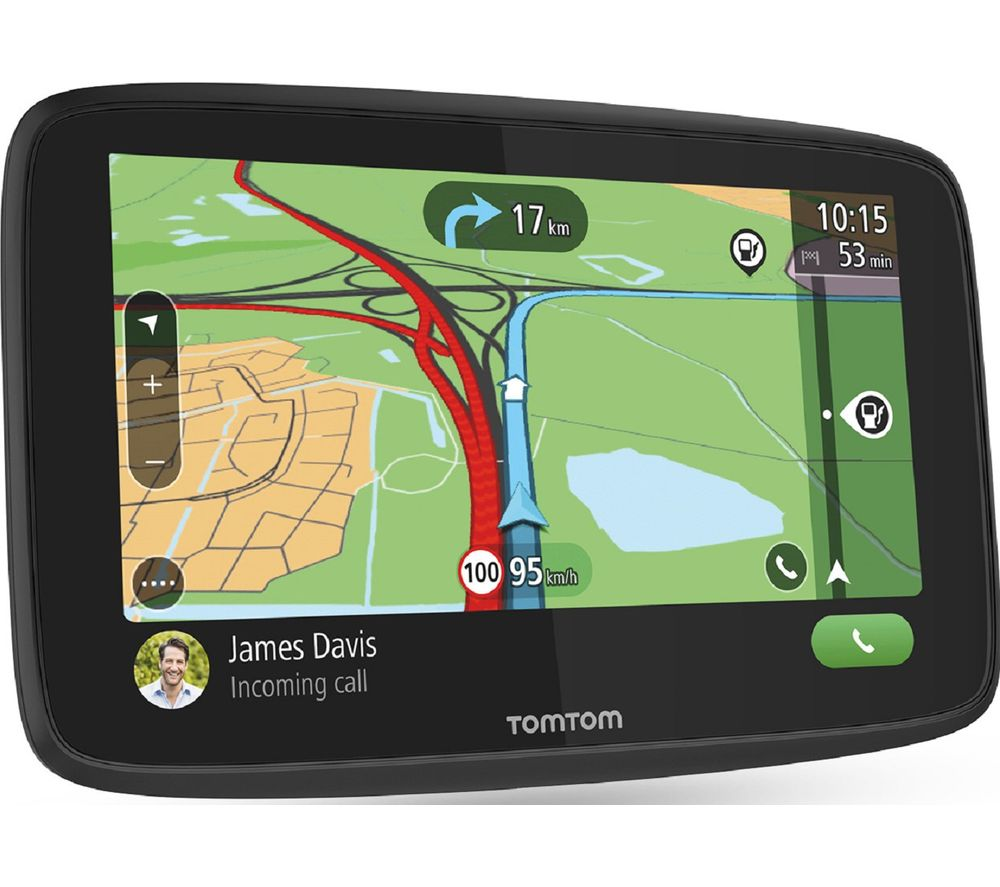 "TOMTOM GO Essential 5"" Sat Nav - Full Europe Maps"