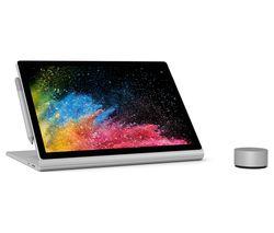 MICROSOFT Surface Book 2 Intel® Core™ i7, Surface Dial & Surface Pen Bundle - 512 GB