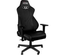 S300 EX Gaming Chair - Black