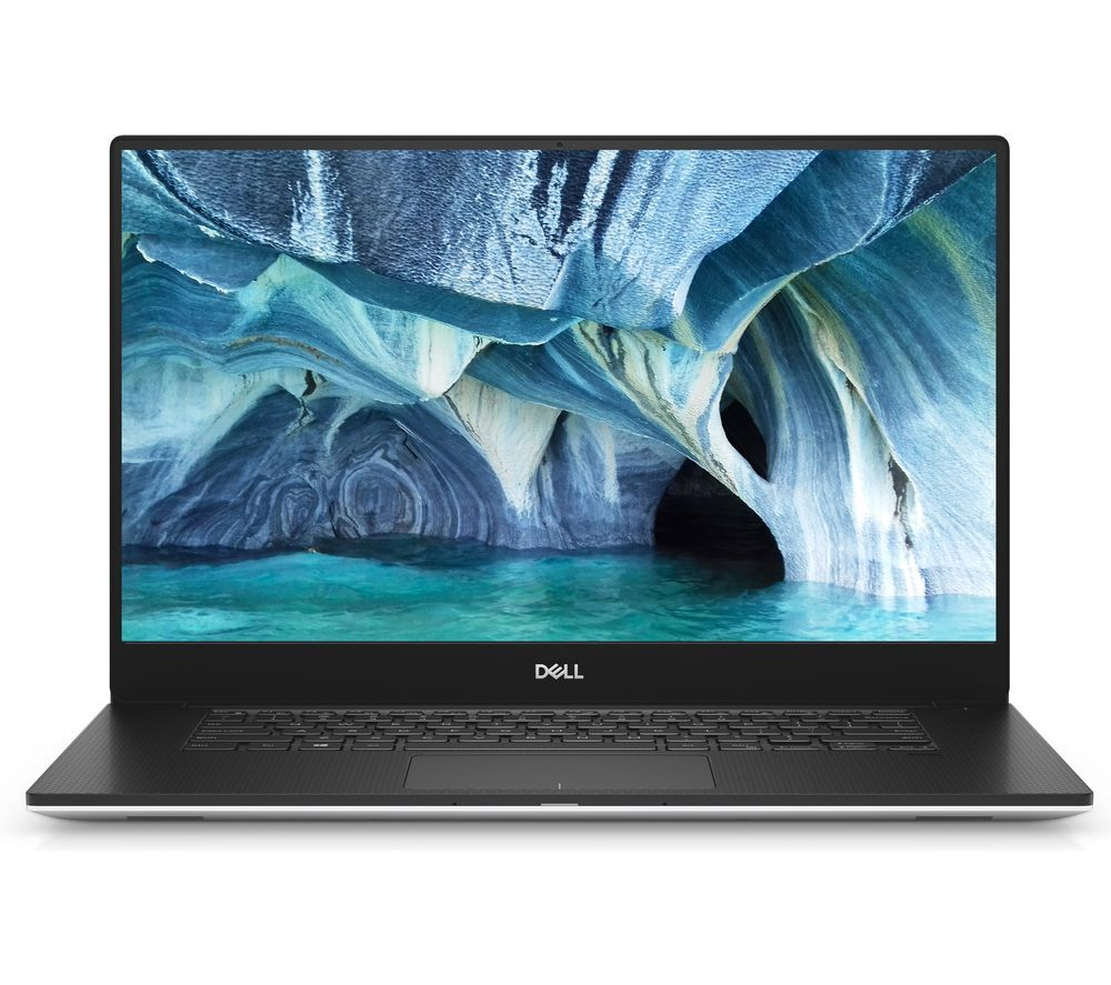 "Image of DELL XPS 15 7590 15.6"" Intelu0026reg Coreu0026trade i7 Laptop - 512 GB SSD, Silver, Silver"