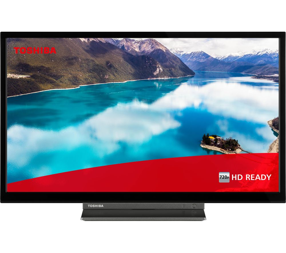24 TOSHIBA 24WD3A63DB  Smart HD Ready LED TV with Built-in DVD Player