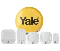 YALE Sync IA-320 Smart Home Alarm Family Kit