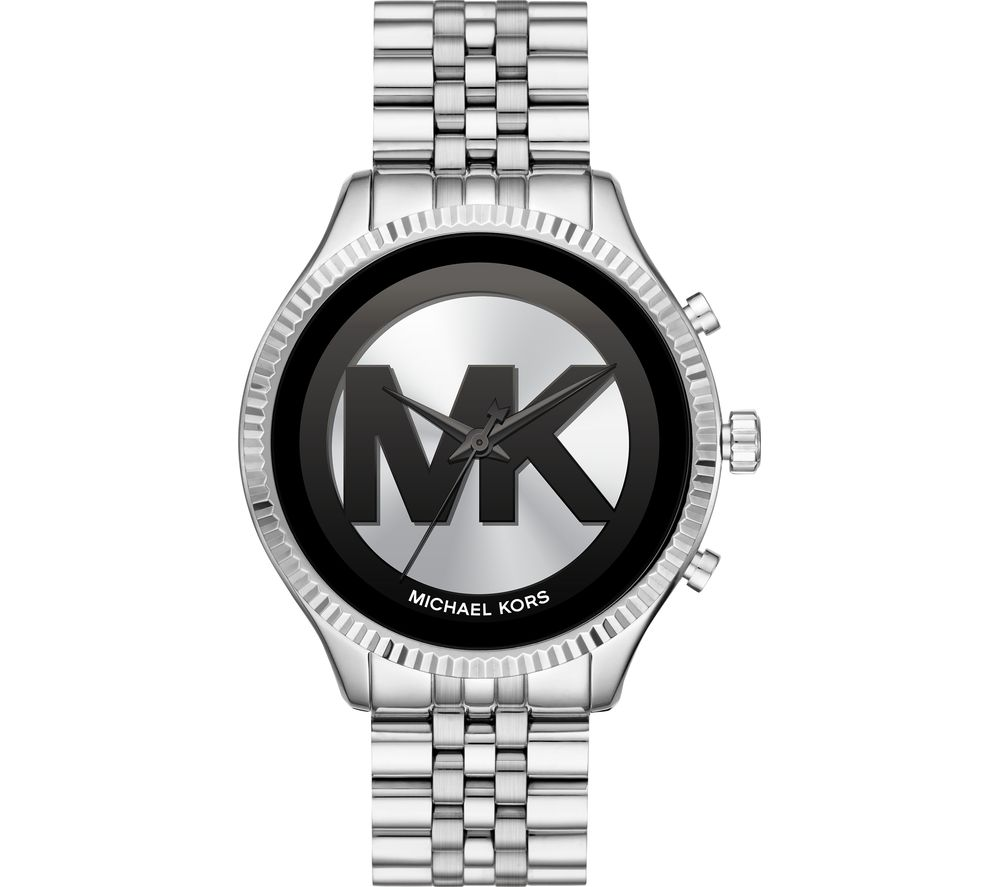 Image of MICHAEL KORS Access Lexington 2 MKT5077 Smartwatch - Silver, Silver
