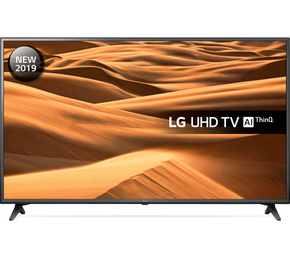 "LG 55UM7000PLC 55"" Smart 4K Ultra HD HDR LED TV"