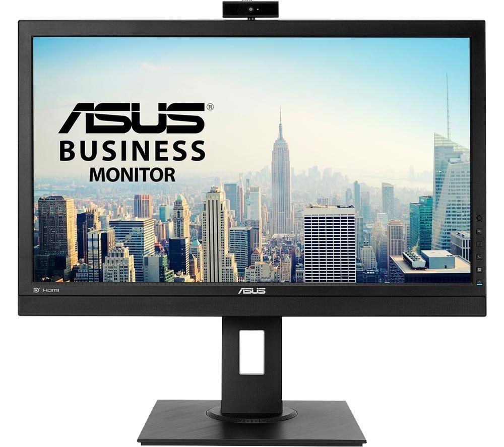 ASUS BE24DQLB Full HD 23.8� IPS Monitor - Black, Black