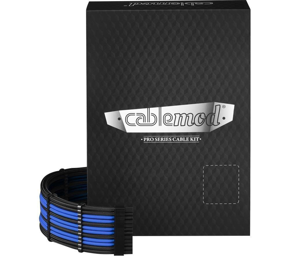 CABLEMOD PRO ModMesh C-Series RMi & RMx Cable Kit - Black & Blue