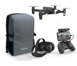 ANAFI FPV Drone with Controller - Black