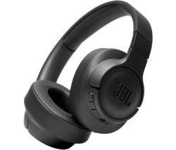 Tune 750BTNC Wireless Bluetooth Noise-Cancelling Headphones - Black