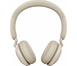Elite 45h Wireless Bluetooth Headphones - Gold Beige