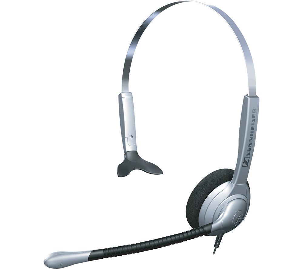 Image of SENNHEISER SH 330 Headset - Grey, Grey