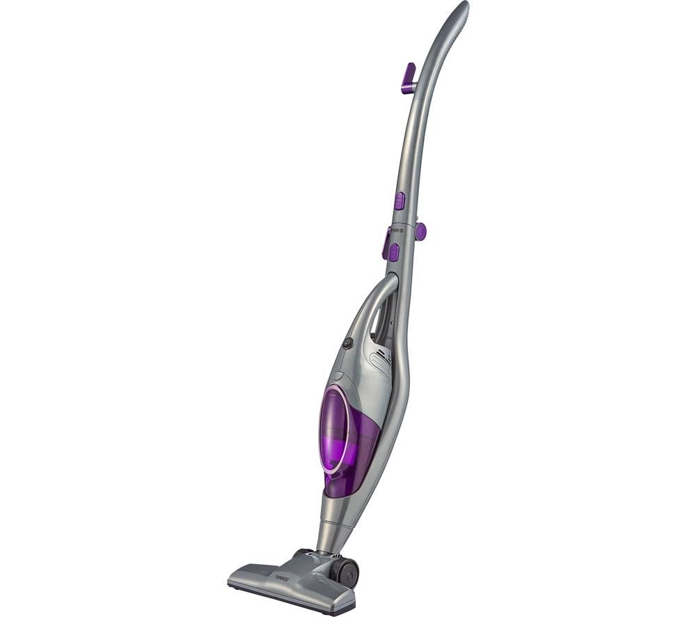 TOWER T121001 Upright Bagless Vacuum Cleaner - Purple, Purple