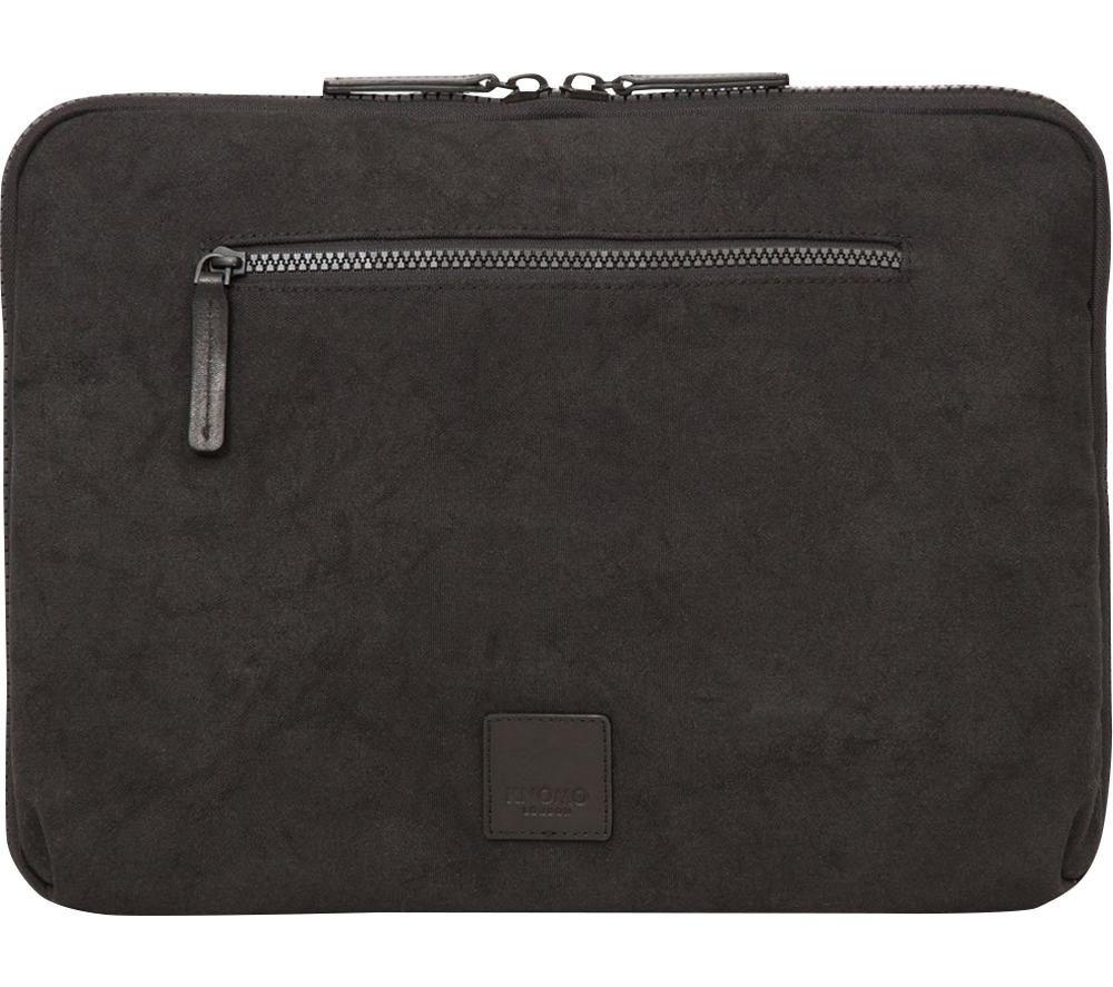 Image of KNOMO Fulham Knomad Organiser Laptop Case - Black, Black