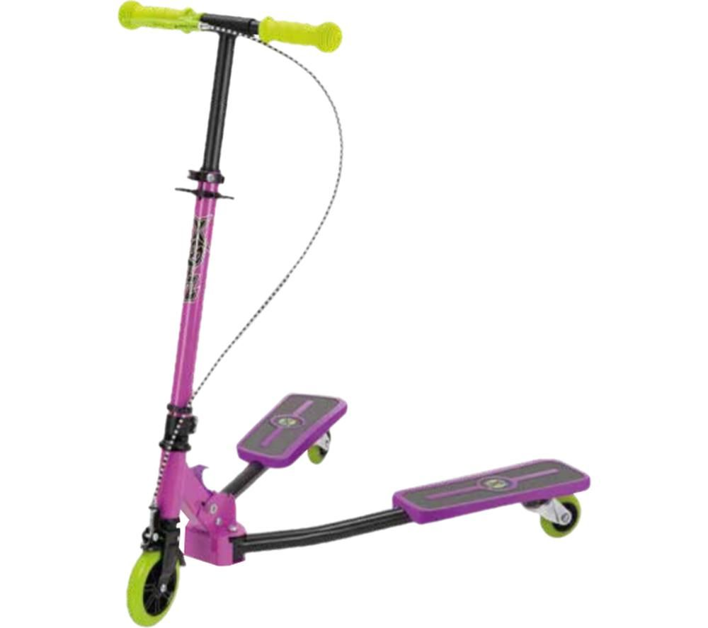 XOOTZ Pulse TY6042P Kick Scooter - Purple