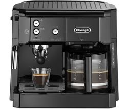 Combi BCO411.BK Filter & Pump Coffee Machine - Black