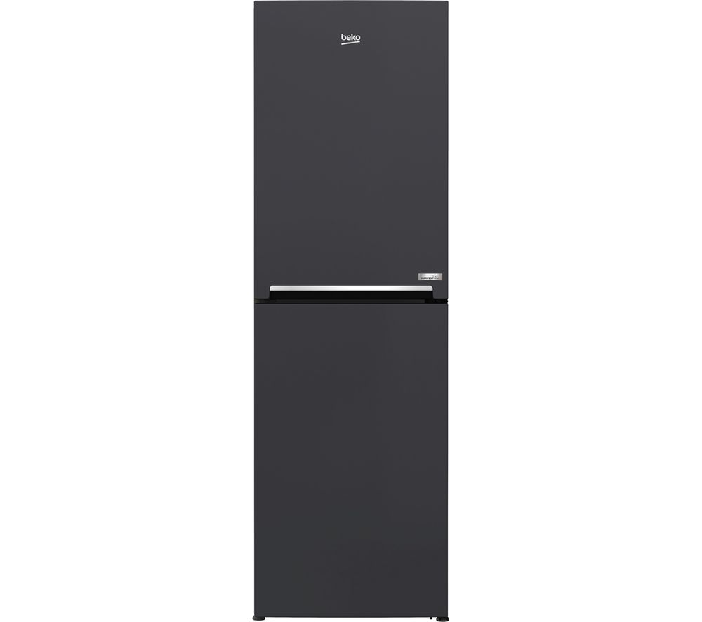 BEKO HarvestFresh CXFG3691VA 50/50 Fridge Freezer - Anthracite
