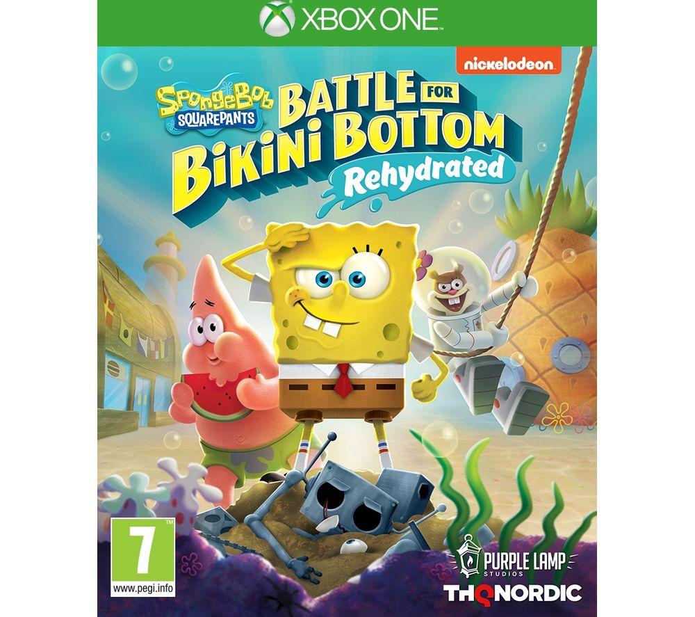 XBOX Spongebob Squarepants: Battle for Bikini Bottom Rehydrated