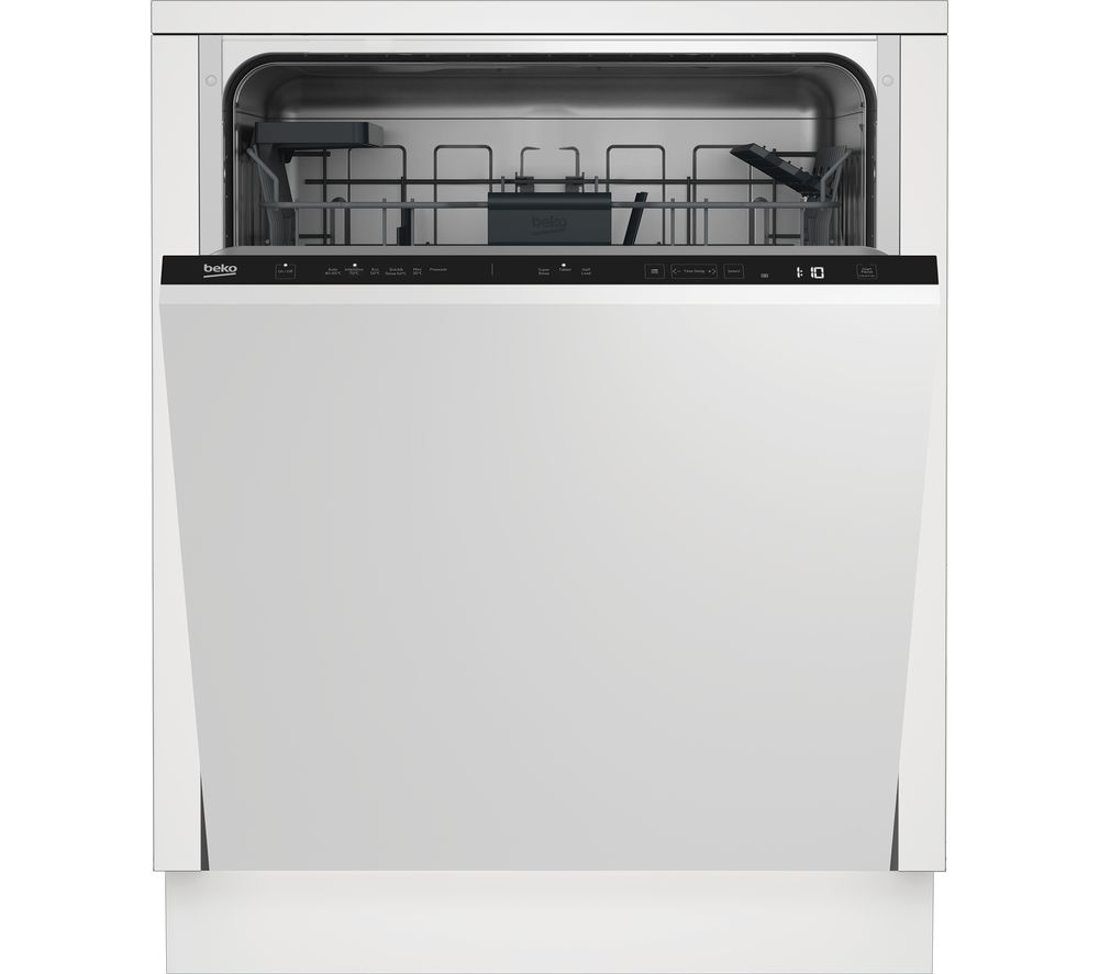 Image of BEKO DIN46X30 Full-size Fully Integrated Dishwasher