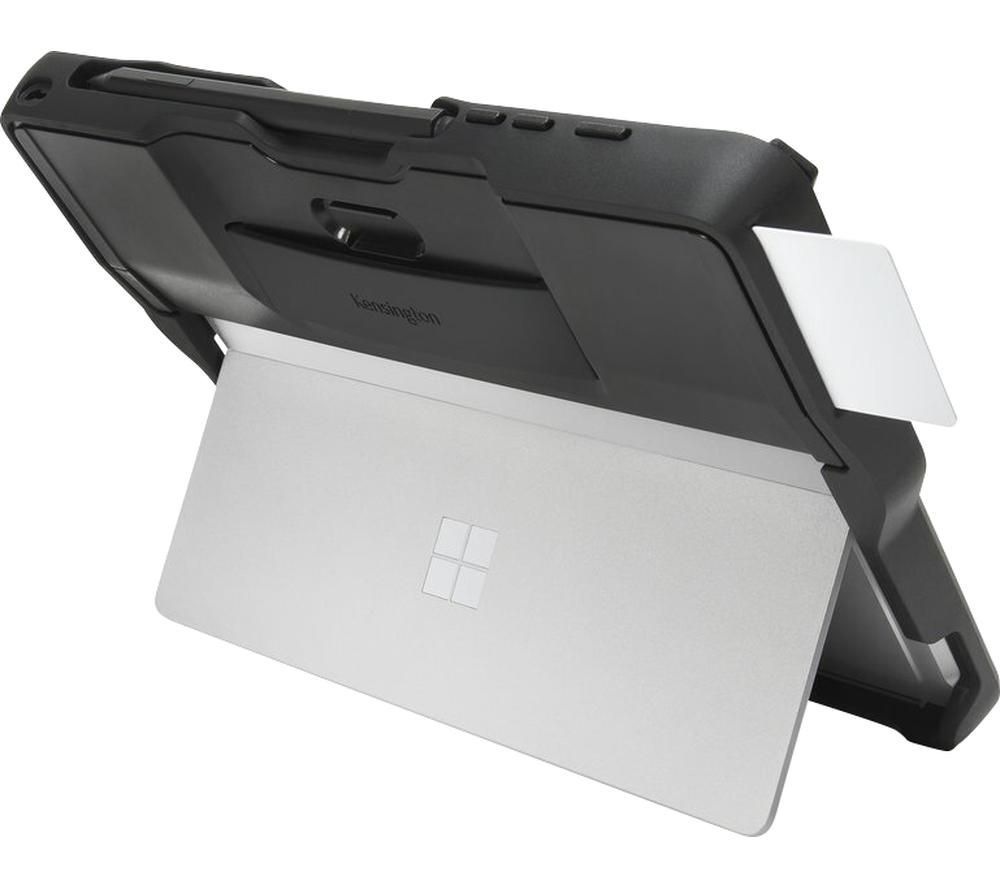 "KENSINGTON BlackBelt Rugged K97320WW 10.1"" Surface Go Case - Black"