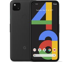 Pixel 4a - 128 GB, Just Black