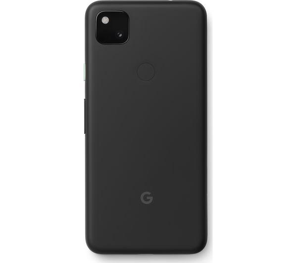 Google Pixel 4a - 128 GB, Just Black 2