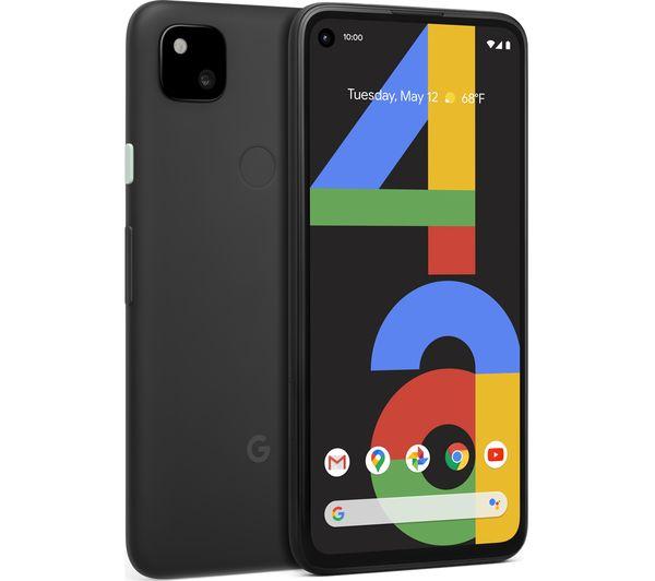 Google Pixel 4a - 128 GB, Just Black 3