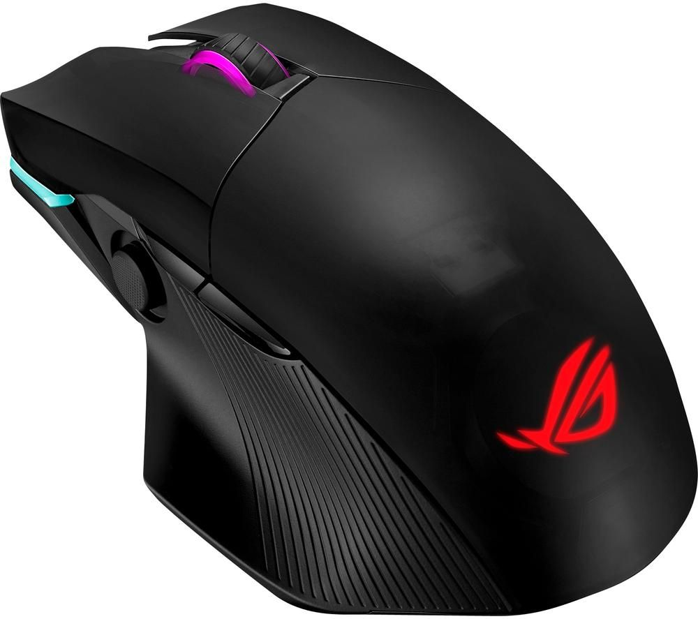ASUS ROG Chakram RGB Wireless Optical Gaming Mouse