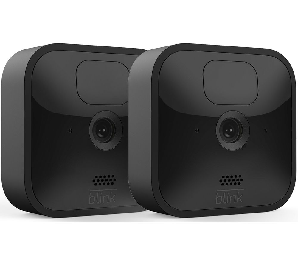 BLINK Outdoor HD 720p WiFi Security Camera System - 2 Cameras