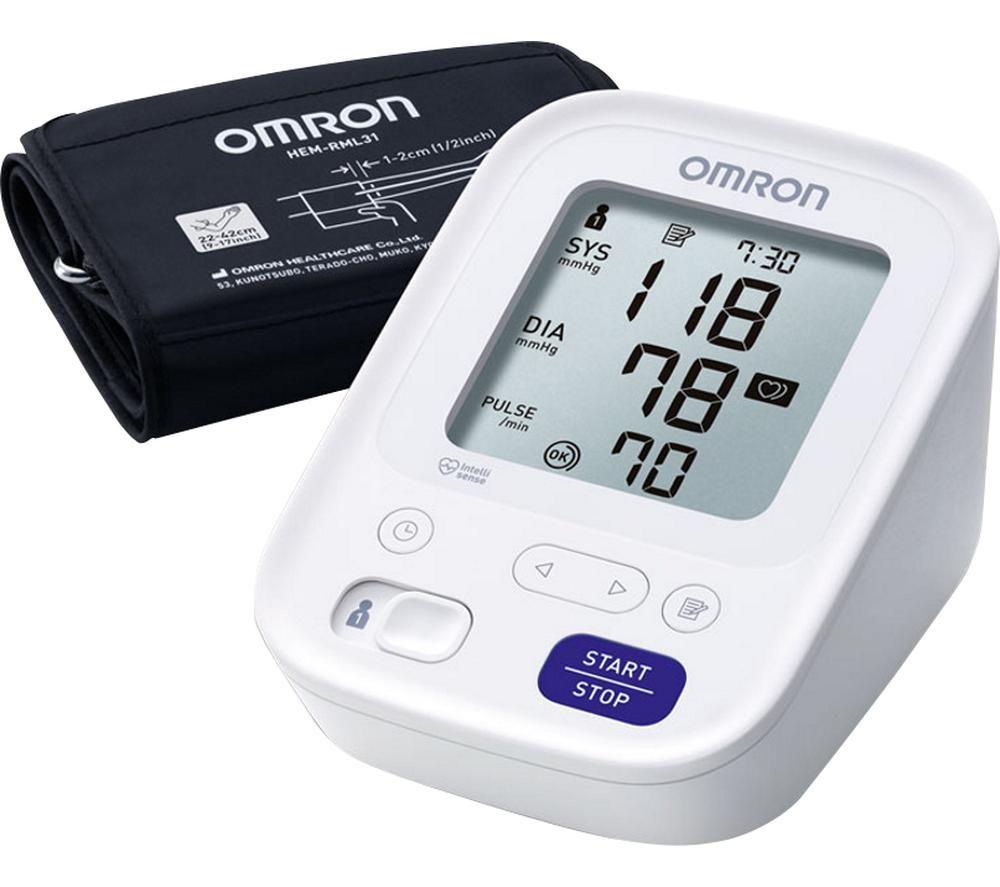 OMRON M3 HEM-7154-E Upper Arm Blood Pressure Monitor