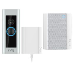 Video Doorbell Pro with Plug-In Adapter & Chime Bundle