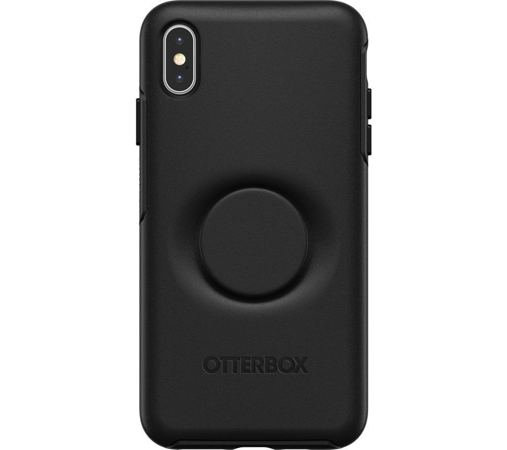 OTTERBOX Otter + Pop Symmetry iPhone XS Max Case - Black
